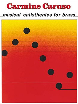 Cover of Musical Calisthenics for Brass - Carmine Caruso